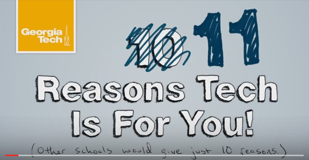 11 Reasons Tech Is For You!