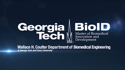 Biomedical Innovation and Development (MBID) graduate program at Georgia Tech